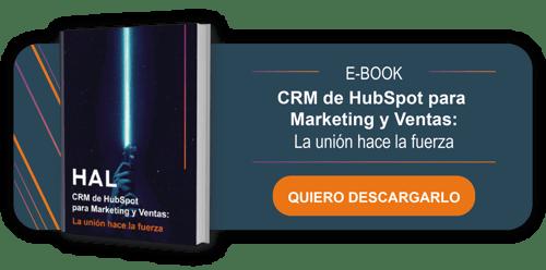 HAL inbound marketing CRM