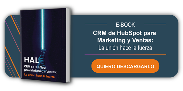 HAL smarketing CRM