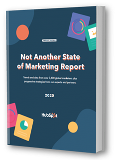 hal - not another state of marketing repor