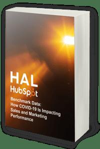 HAL - HubSpot benchmarket data