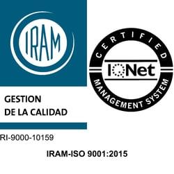 HAL certificación ISO 9001: 2015