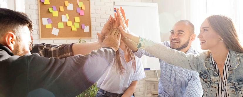 Hal - Un potente CRM: dile adiós a las fricciones en tu equipo de ventas