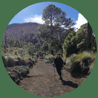Hal - Trail running y Trekking