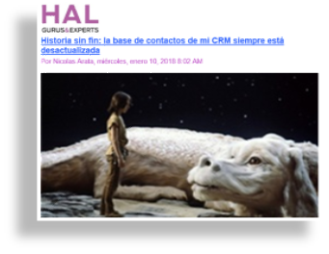 HAL Company hubspot partner Inbound Marketing